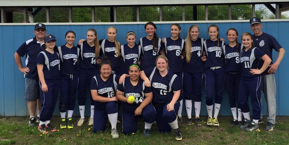 2014 Girls Varsity Softball