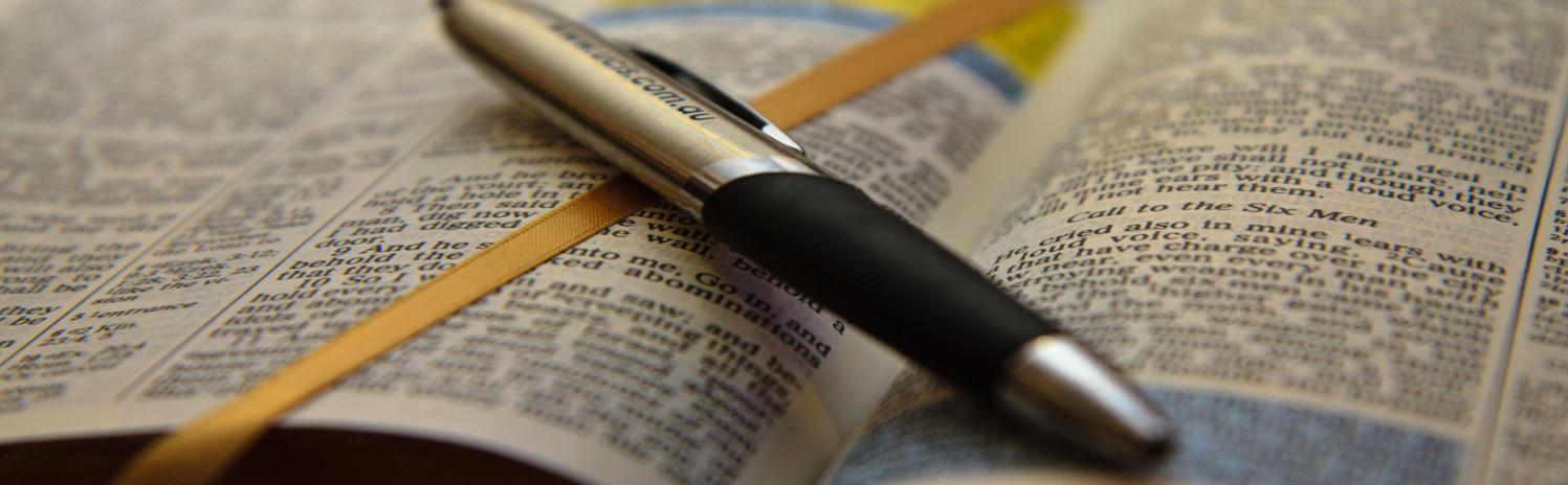 slider Bible