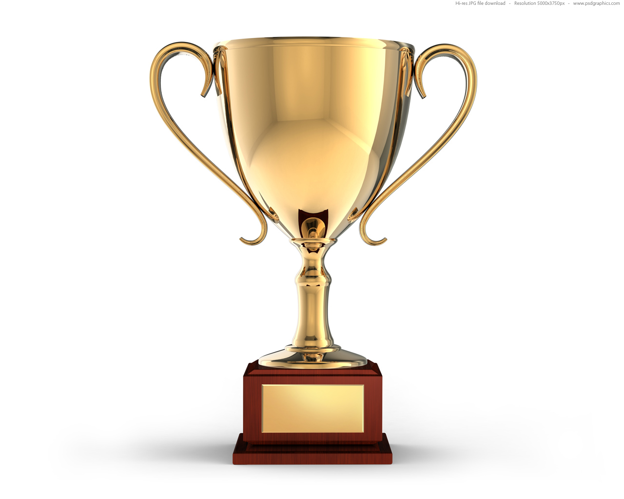 Christian School Athletic Trophy